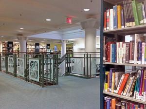 APL 2nd floor stairway