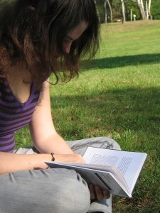 outdoor reader