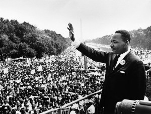Reverend Doctor Martin Luther King Junior