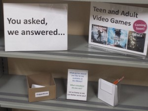 video game survey