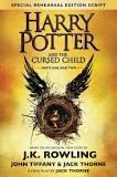 cursed child book cover
