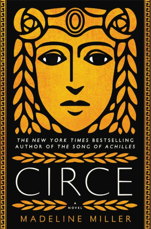 Circe Book Cover Image